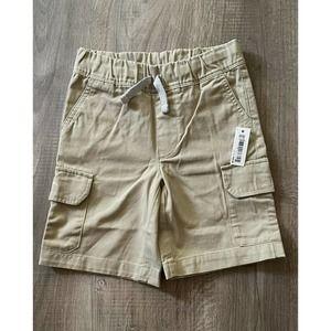 NWT Spotted Zebra Boys' Cargo Shorts Size XS